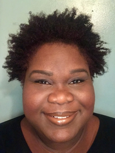 Dark chocolate lip liner, Perfecting concealer, and Golden lip gloss